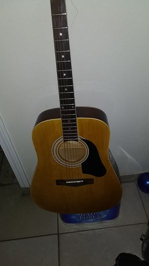 Acoustic guitar for 60 with bag for Sale in Jurupa Valley, CA