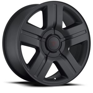 "Brand New 24"" Rep25 6x139.7 Black Wheels for Sale in Hialeah, FL"