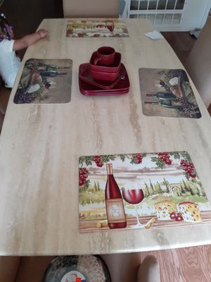 Antique marble table for Sale in Detroit, MI
