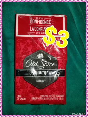 6ct Old Spice Bar Soap for Sale in Austin, TX