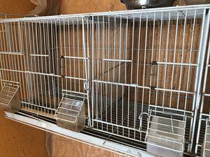birds breeding cage for Sale in Niederwald, TX