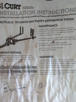 Weight Distribution System for Sale in Fort Myers,  FL