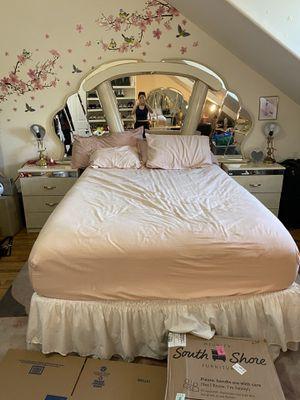 Mermaid Art Deco Bedroom Set for Sale in New York, NY