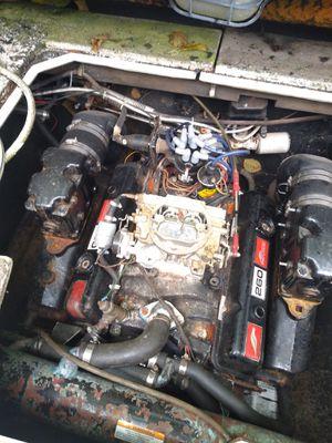Mercruiser 260 V8 w/4 barrel Edelbrock carb for Sale in Snohomish, WA