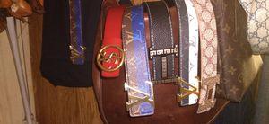 Designer belts for Sale in Daly City, CA