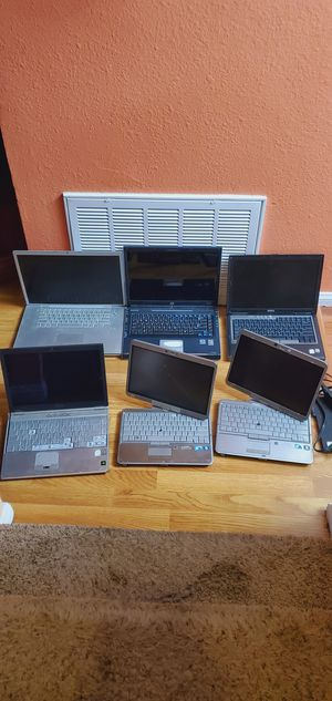 Lot of laptops for parts or scrap for Sale in Citrus Heights, CA