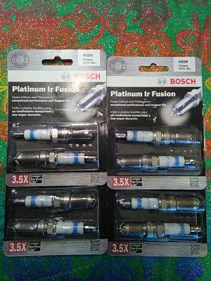 Bosch spark plugs for Sale in Tampa, FL