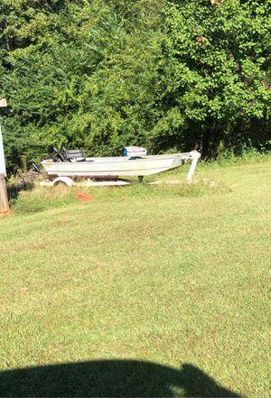 Jon Boat for Sale in Newnan, GA