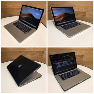 16GB Ram, 1TB (1000GB) Macbook Pro 15 INTEL Core i7, OS-2017, FAST and powerful with DJ Serato installed, Ready for use. for Sale in Queens, NY