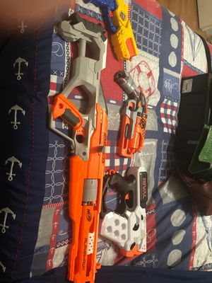 Nerf Gun Collection for Sale in Cape Coral, FL