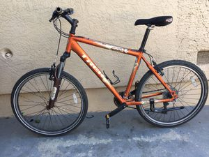 Trek mountain bike aluminum for Sale in San Diego, CA