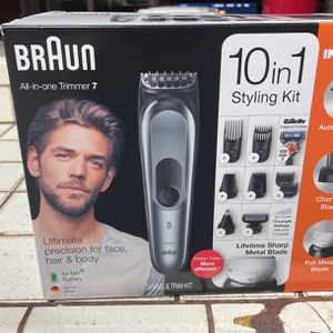Braun 10 In 1 Trimmer for Sale in San Diego, CA