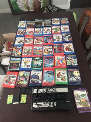 Intellivision III Lot with 38 games for Sale in Burbank, CA