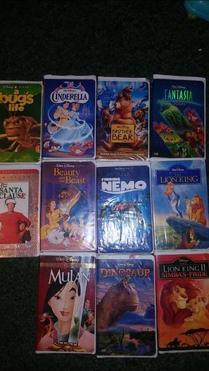Disney Movies for Sale in Houston, TX