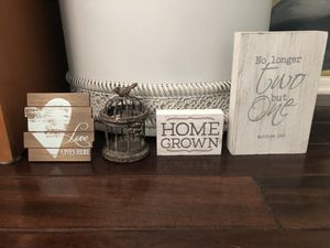 Shabby chic home decor for Sale in Rancho Cucamonga, CA