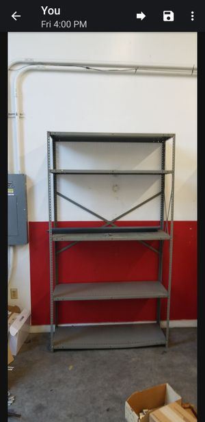Storage shelving $50 each or best offer for Sale in San Jose, CA