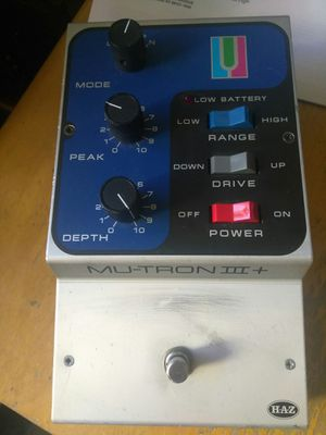 Mutron III+ Pedal for Sale in Las Vegas, NV