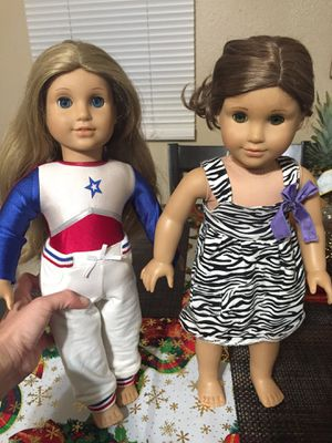 AMERICAN GIRL DOLLS for Sale in Riverside, CA