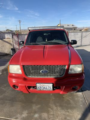 2001 ford ranger for Sale in Barstow, CA