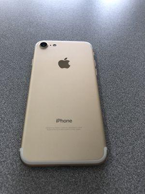 Iphone 7 Gold 128gb Unlocked for Sale in Davie, FL