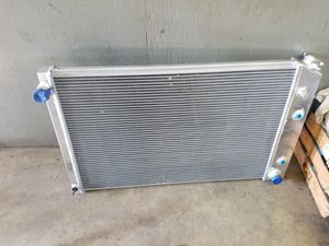 1 core aluminum radiator for c1500 truck for Sale in Hagerstown, MD