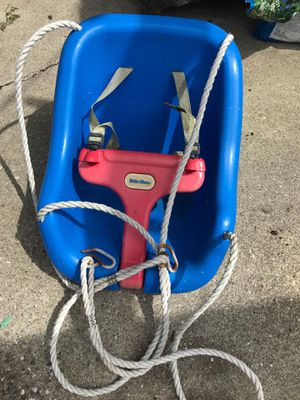 Little tikes swing for Sale in San Francisco, CA