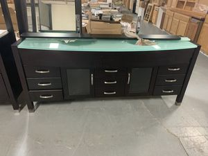 New vanity (read description) can be sold by piece for Sale in Tacoma, WA