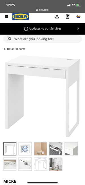 IKEA desk for Sale in Woodbridge, VA
