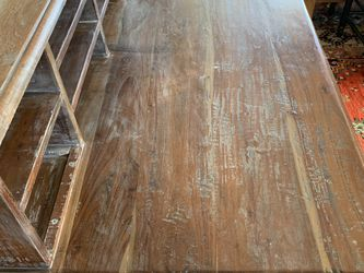 Distressed Wood desk for Sale in New York,  NY