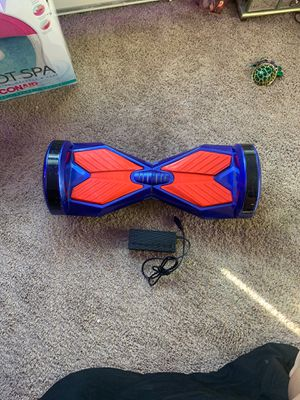 Hoverboard with led lights and Bluetooth speaker for Sale in Bremerton, WA