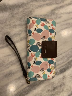 Fossil wallet for Sale in St. Petersburg, FL