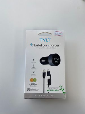 Bullet Car Charger for Sale in Harrisonburg, VA