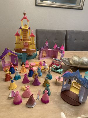 Miniature Princess Set for Sale in Las Vegas, NV