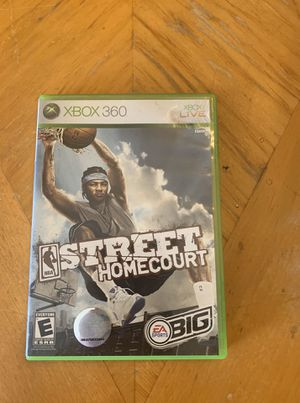 NBA Street Homecourt Xbox 360 for Sale in Deltona, FL