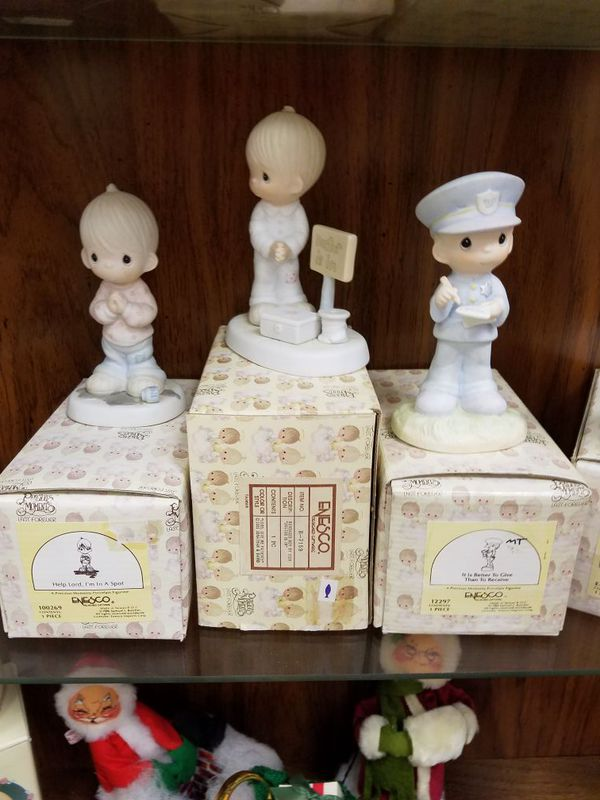 Precious Moments collection by the piece