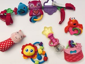 6 Baby Toys for Girls for Sale in Grand Island, FL