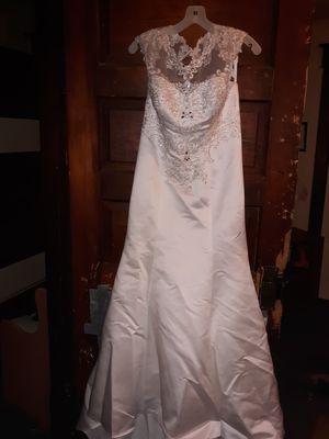 David's Bridal Wedding Dress for Sale in Peoria, IL