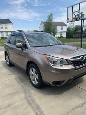 2015 Subaru Forester 2.5i Premium for Sale in Imperial, PA