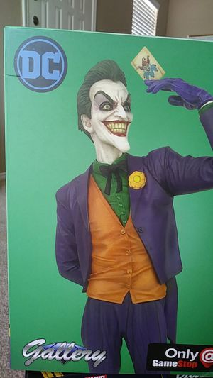 New DC THE JOKER for Sale in Bedford, TX