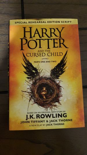Harry Potter and the Cursed Child for Sale in Long Beach, CA