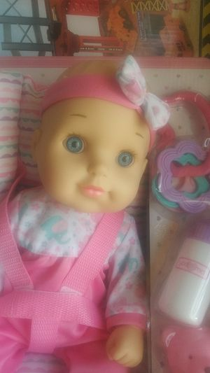 Baby doll for Sale in Hesperia, CA