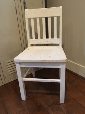 Farmhouse Shabby Chic Children's Chair for Sale in Lynnwood, WA
