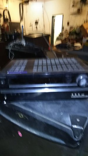 Onkyo amplifier Tuner surround sound all Jax included for Sale in Mesa, AZ