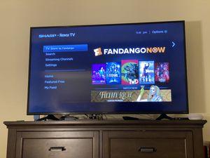 """55"""" Sharp TV for Sale in West McLean, VA"""