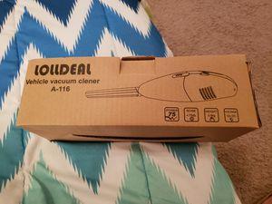 Car Vacuum Cleaner for Sale in Fairfax, VA