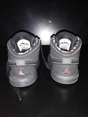 Black Jordan Toddler Shoes for Sale in Wichita, KS