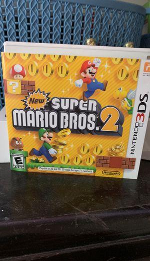 Super Mario.Bros.2/Nintendo 3DS for Sale in Los Angeles, CA