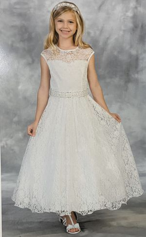 Joy kids flower girl dress for kids for Sale in San Antonio, TX