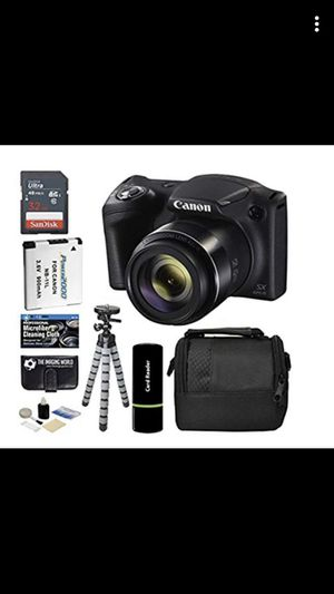 Canon Powershot Sx420 Is Digital Camera ((Brand New)) ((Rental up to 1 month)) ((Not For Sale)) for Sale in Oakbrook Terrace, IL
