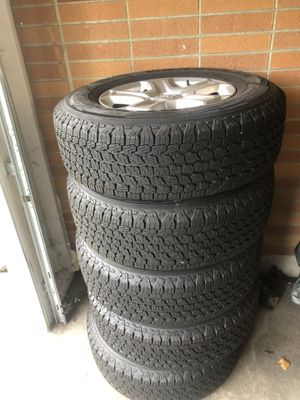Brand New Jeep Wrangler Tires and Wheels for Sale in Lewis McChord, WA